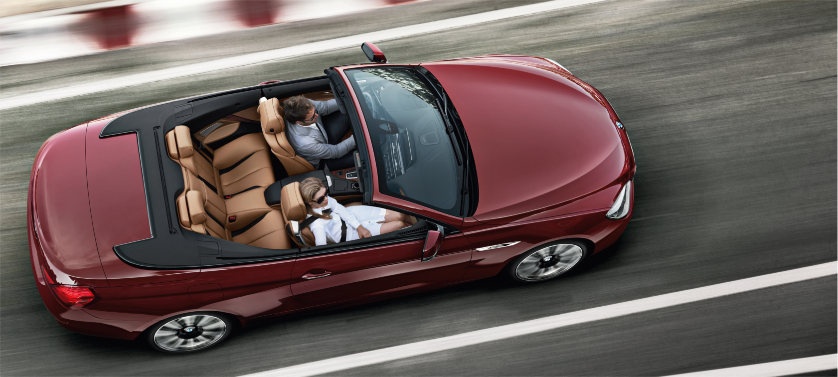 Equipment for the BMW 6 Series Convertible