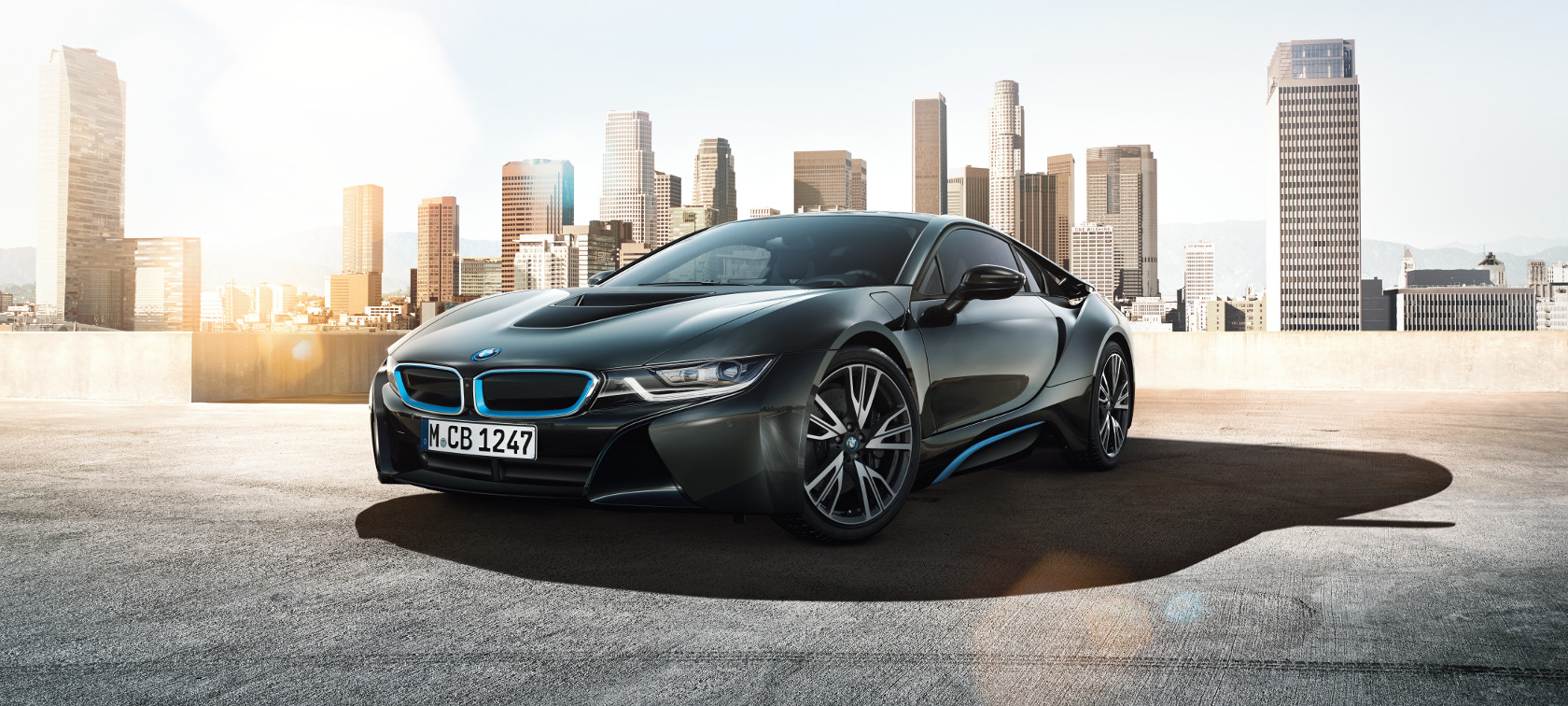 Bmw I8 At A Glance