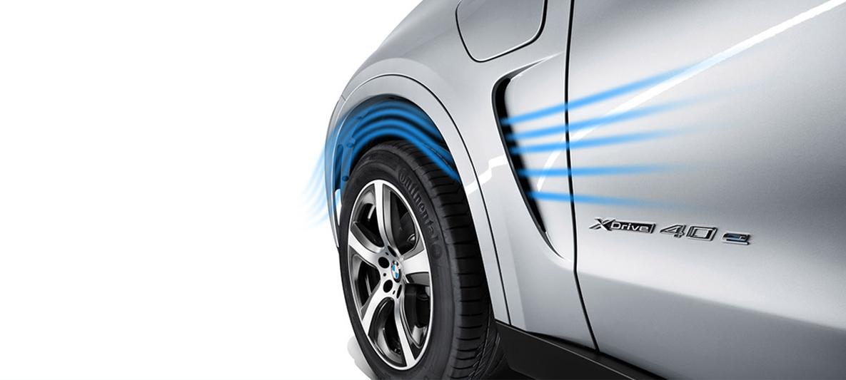 BMW EfficientDynamics: Aerodynamics